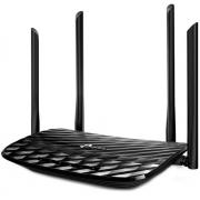 Roteador Wireless TP-Link Archer C6 AC1200, 10/100/1000Mbps, 4 antenas -  C6 AC1200