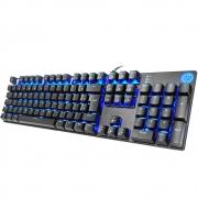 Teclado Mecânico Gamer GK400F HP, LED Azul, ABNT2 - 7ZZ93AA#AC4