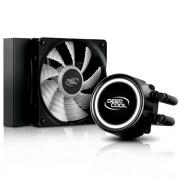 Water Cooler DeepCool Gammaxx L120T White, 120mm, LED Branco - GAMMAXX L120T WHITE