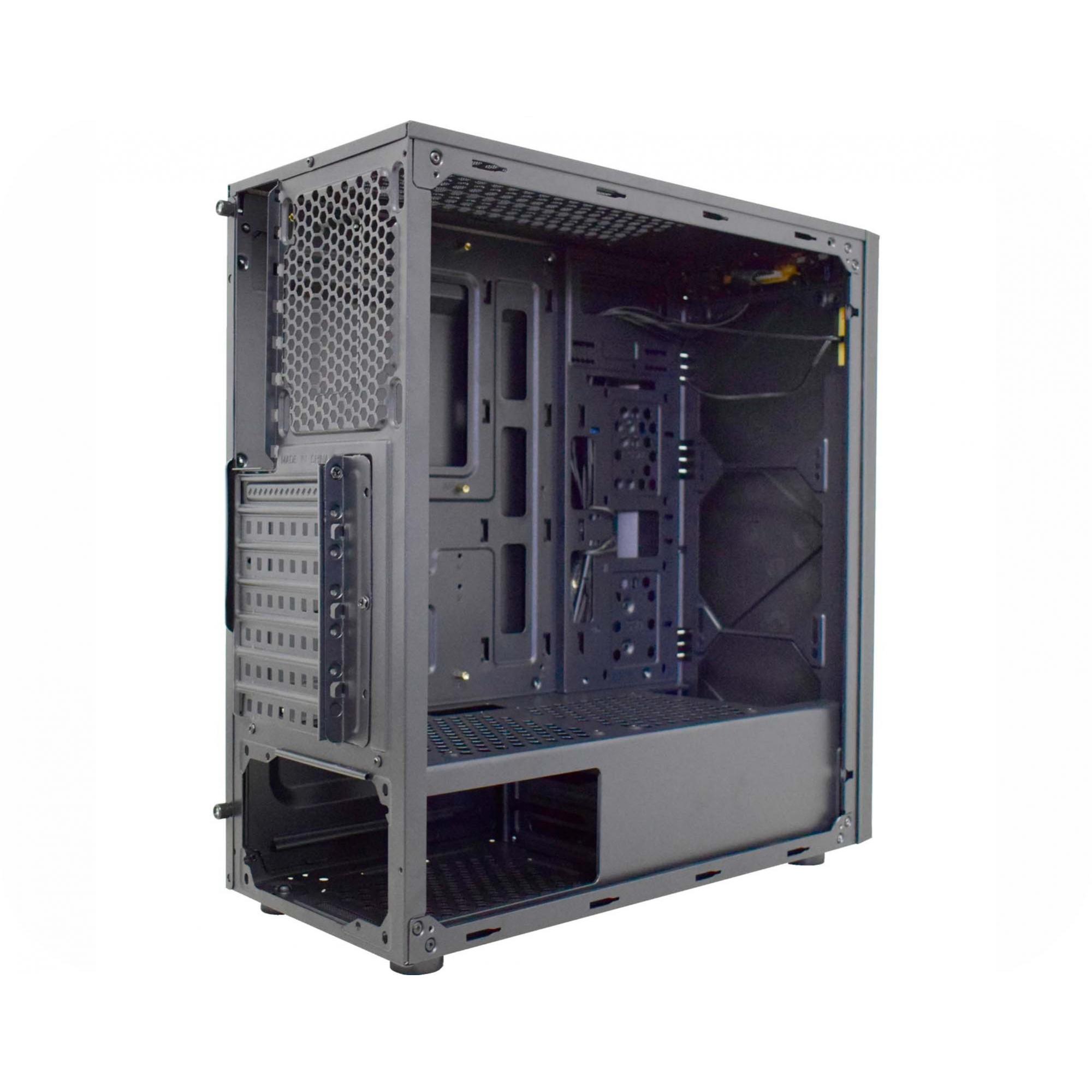 Gabinete Gamer K-Mex RAIDEN Painel RGB – CG-11A8
