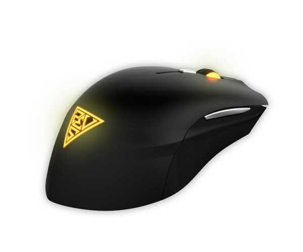 Mouse Gamer Ourea E1+ Nyx Gamdias, 4000DPI