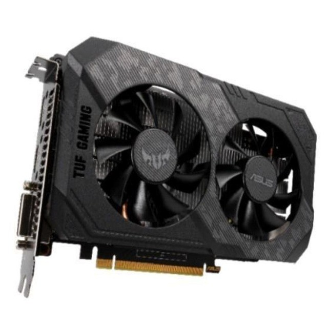 Placa de video Asus nvidia geforce gtx 1650 12 gbps 4gb gddr6 Tuf-gtx-04gd6 Gaming