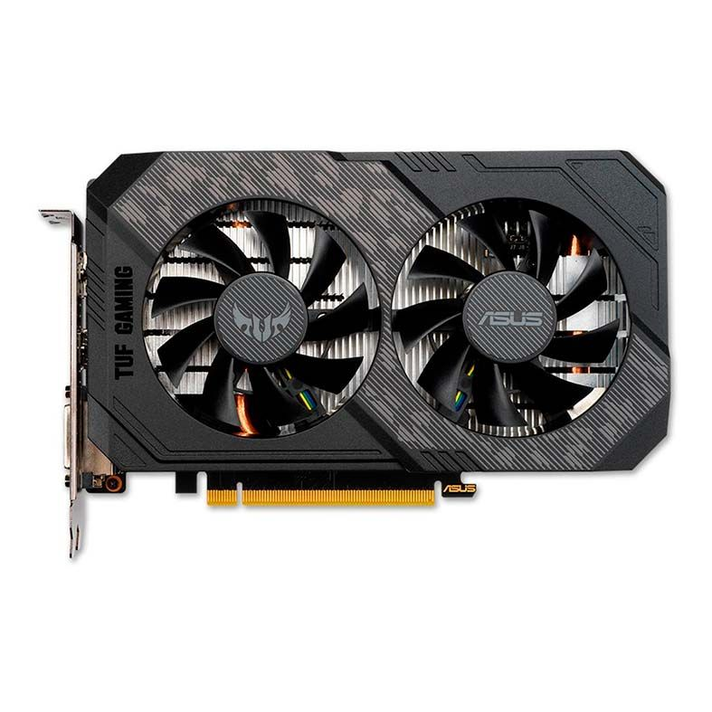 Placa De Vídeo Nvidia 1650 Asus Tuf Gaming Geforce Gtx