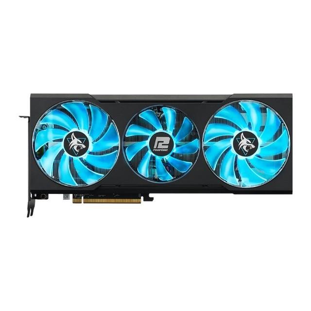 Placa de Vídeo PowerColor Hellhound Radeon Rx 6700 xt, 12gb, gddr6, 192bit Top de linha