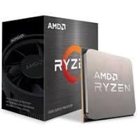 Processador Amd Ryzen 5 5600X 3.7GHz( Max turbo 4.6GHz) DDR4