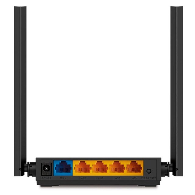 Roteador Wireless TP-Link archer C54 Wireless, AC1200, Dual Band, 4 antenas, 1 Porta WAN -   TPN0246