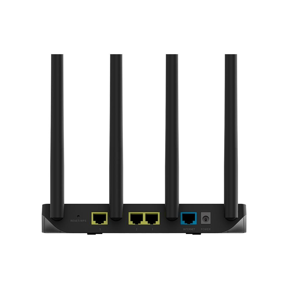 Roteador Wireless Intelbras Wi-Force, 1200Mbps, Dual Band, 4 antenas - 4750077
