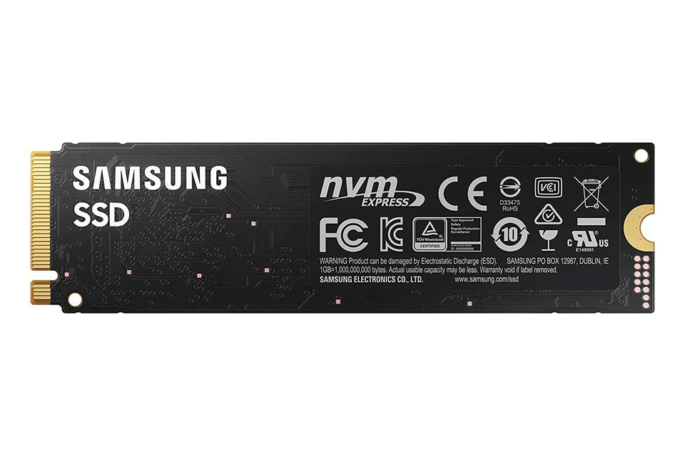 SSD 500GB SAMSUNG 970 EVO PLUS M.2 2280 PCIe Gen3. X4 NVMe 1.3 64L V-NAND MLC