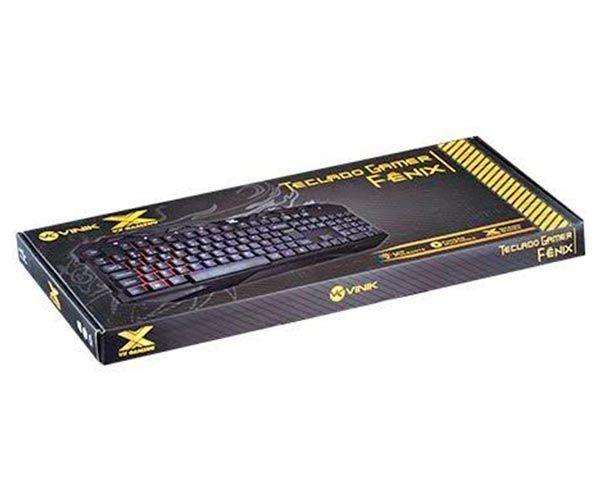Teclado gamer Fenix, Vinik, 25369