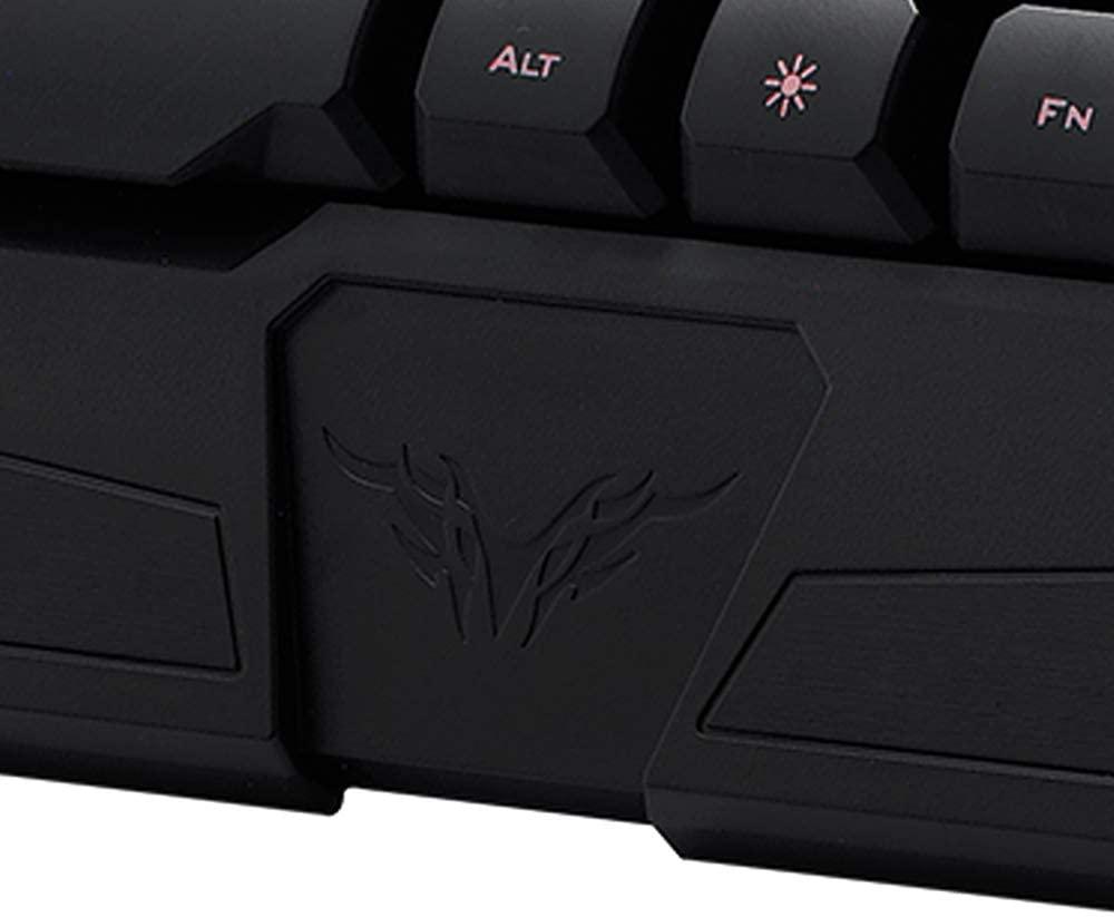 Teclado Gamer KG-100 BK, C3tech , Preto -