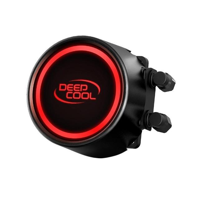 Water Cooler Deepcool Gammaxx L240T red, 240mm, led vermelho - DP-H12RF-GL240TR