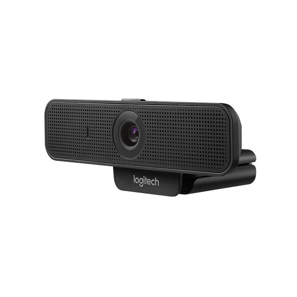 WebCam Logitech C925e Full HD 1080p Business Chamadas Streaming Microfone Cortina de Privacidade
