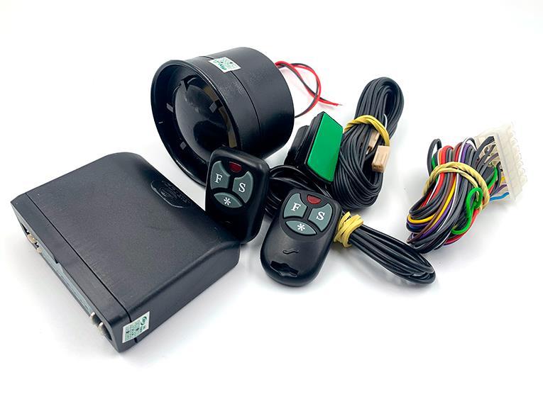 ALARME AUTOMOTIVO SISTEC SXT 987 TE Mais Segurança para seu Automóvel!