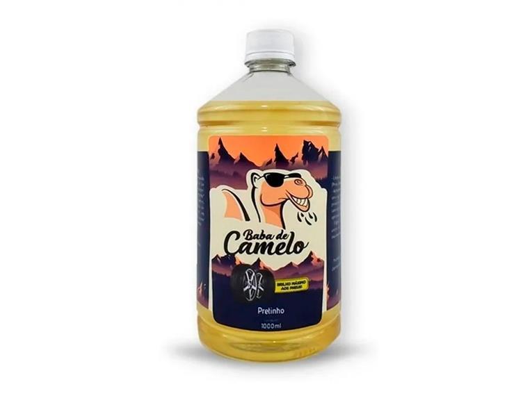 BABA DE CAMELO - PRETINHO PARA CARRO Baba de Camelo - O Original