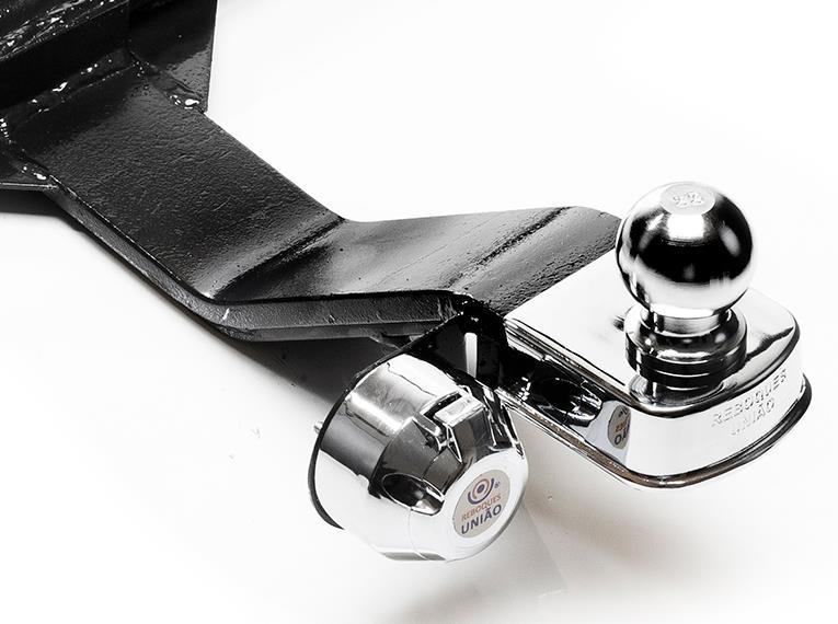 ENGATE L200 6 FUROS Proteção -  Esportividade - Espaço - Força Extra.