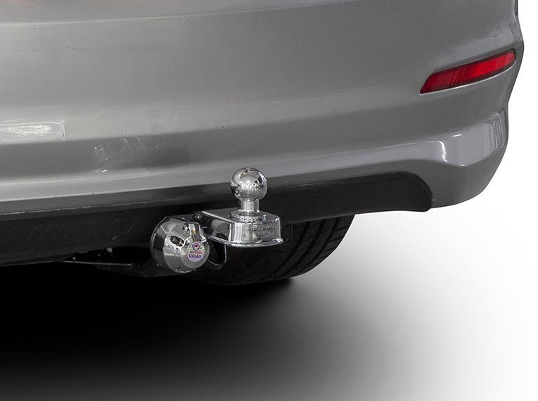 ENGATE S10 2012 EM DIANTE REMOVÍVEL REBOQUES UNIÃO Recomendado para seu Carro!