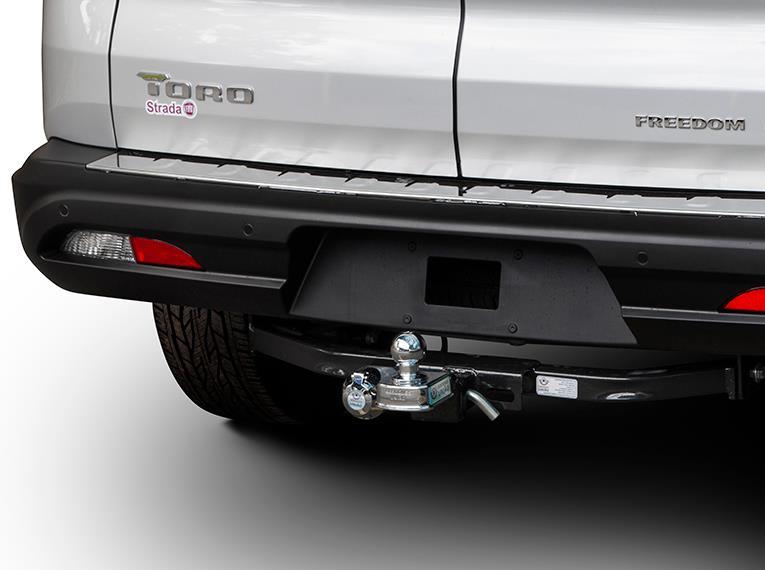ENGATE TRACKER ATÉ 2013 REMOVÍVEL REBOQUES UNIÃO Recomendado para seu Carro!