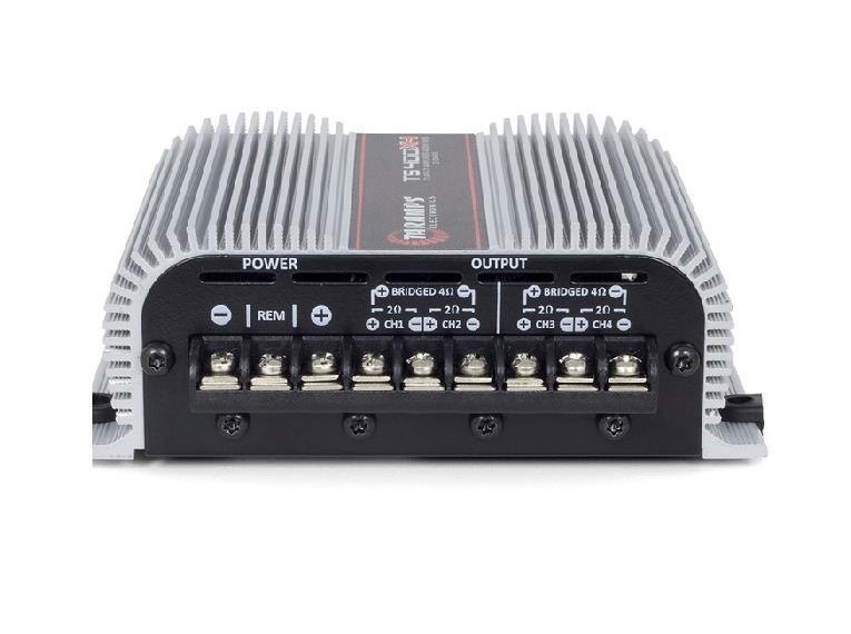 MODULO TARAMPS 400 Rms TS-400X4 Amplifique seu Som com Qualidade