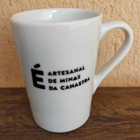 Caneca Longa - É artesanal de Minas da Canastra