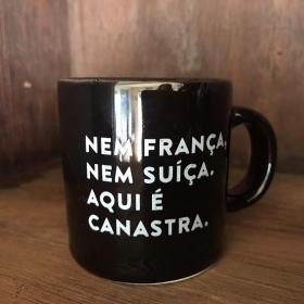 Caneca Pequena - Nem França, nem Suíça, aqui é Canastra