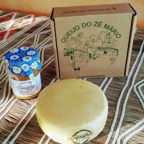 Kit 3 - 1 Doce + 1 Queijo Canastra Zé Mario