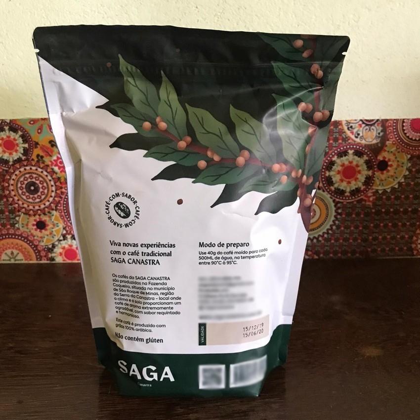 Café Saga Canastra
