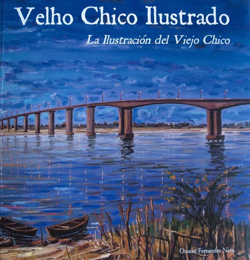 Livro Velho Chico - Ilustrações