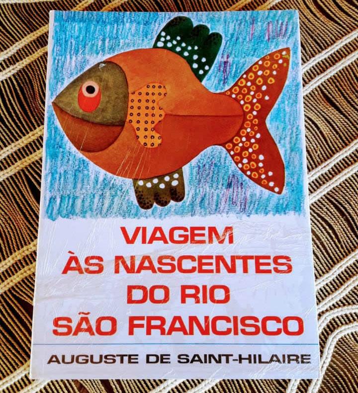 Livro, Viagem às nascentes do Rio São Francisco
