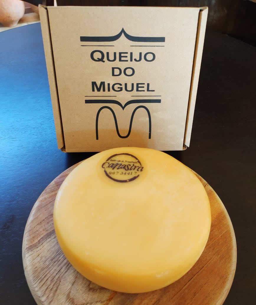 Queijo Canastra - Queijo do Miguel - Tradicional