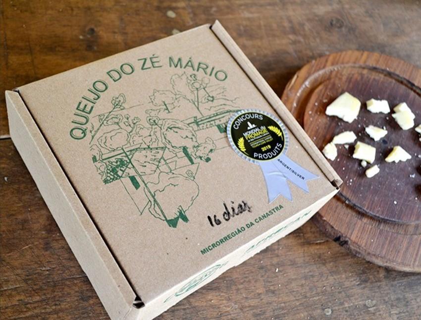 Queijo Canastra - Zé Mario - Tradicional