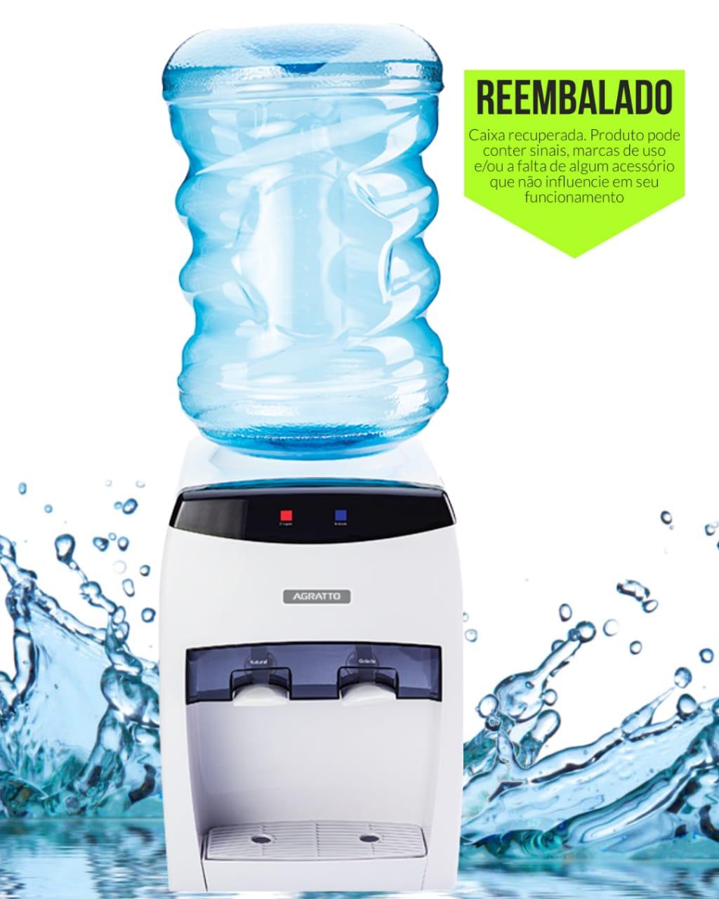 Bebedouro de Água Refrigerado