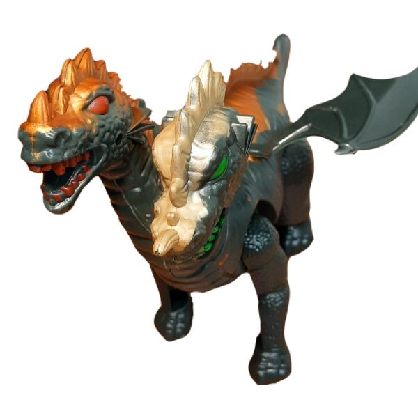Brinquedo Dinossauro Eletrônico