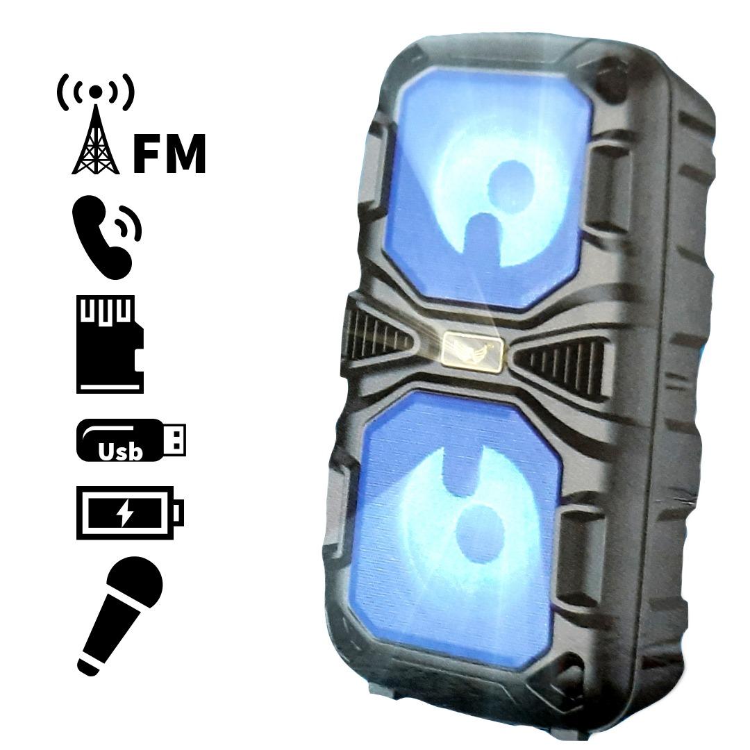 Caixa de Som Bluetooth 88x