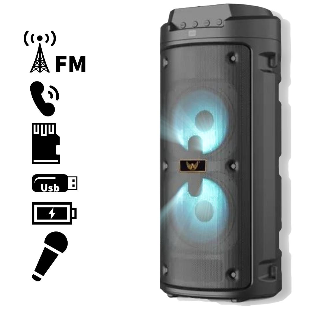 Caixa de Som Bluetooth 88y