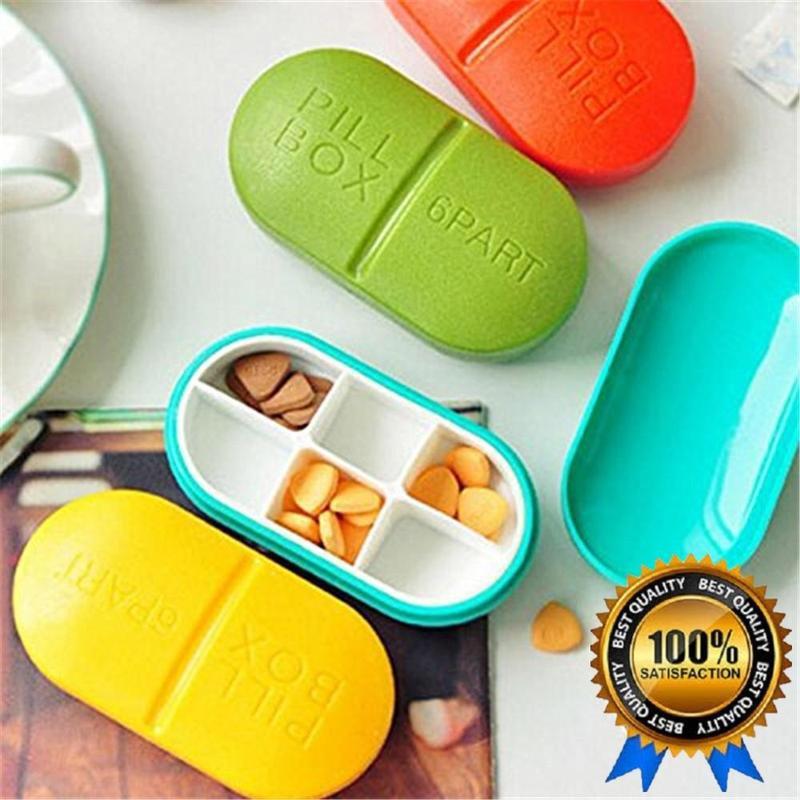 Caixinha porta-pílulas