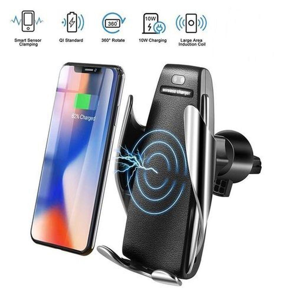 Carregador Veicular Wireless (sem fio)