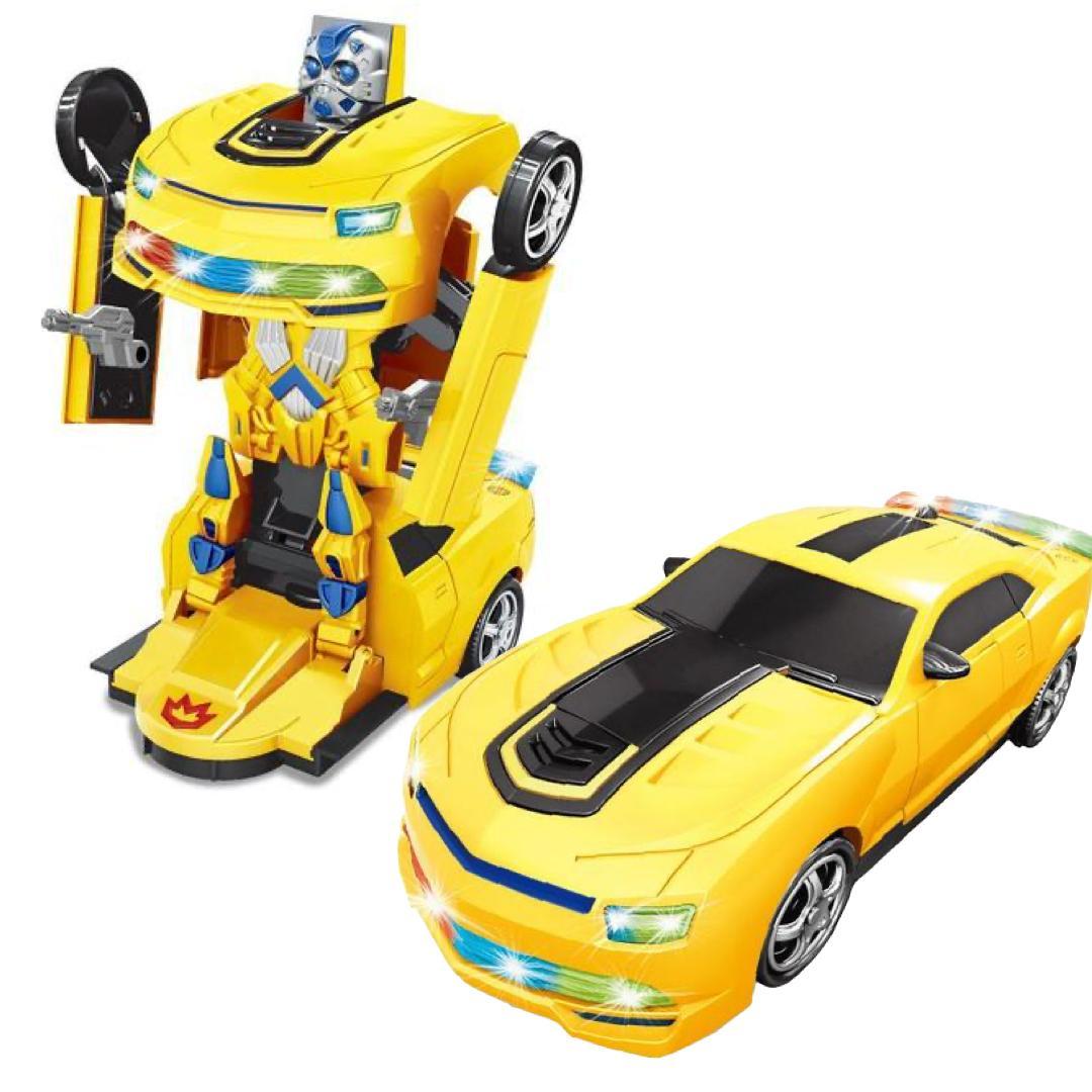 Carro Transforma em Robô