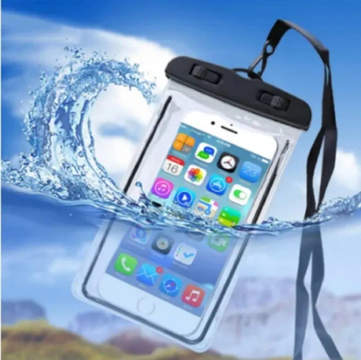 Case Impermeável para smartphone