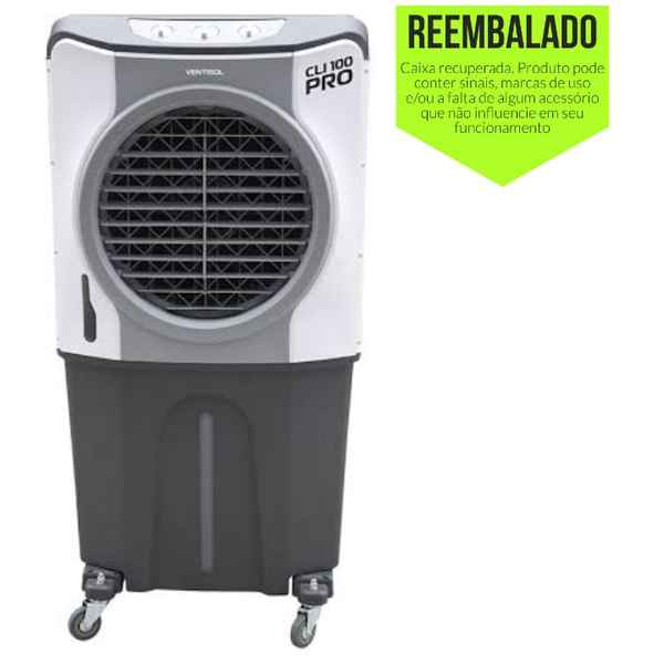 Climatizador De Ambientes Ind E Residencial Cli100 Ventisol