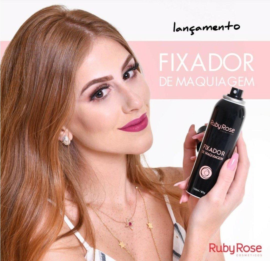 Fixador de Maquiagem Ruby Rose