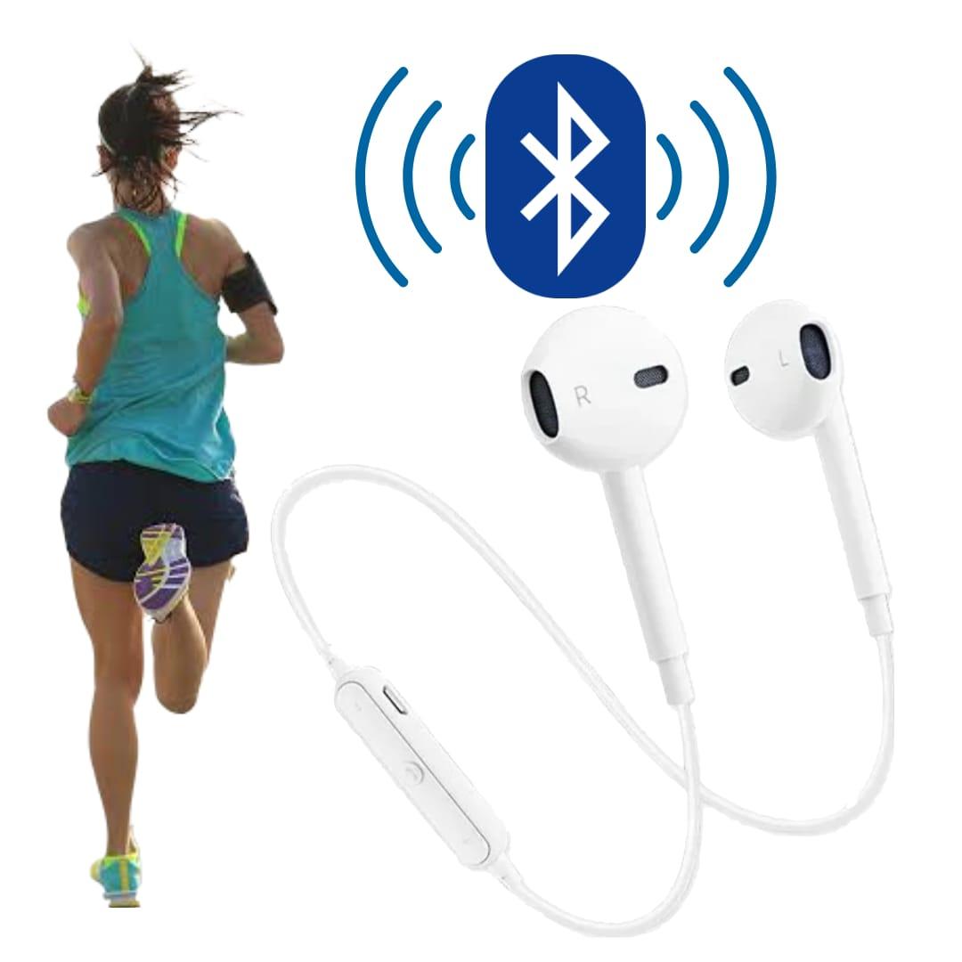 Fone de Ouvido Bluetooth Sport