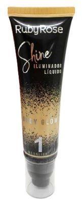 ILUMINADOR líquido CORPORAL SHINE RUBY ROSE - HB-8110-1