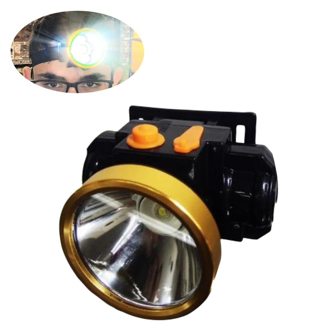 lanterna de cabeça 1 led 3w