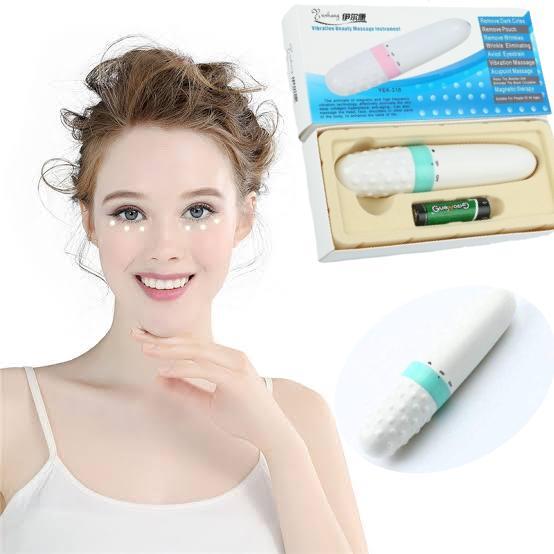 Massageador Vibratório e magnético anti olheira