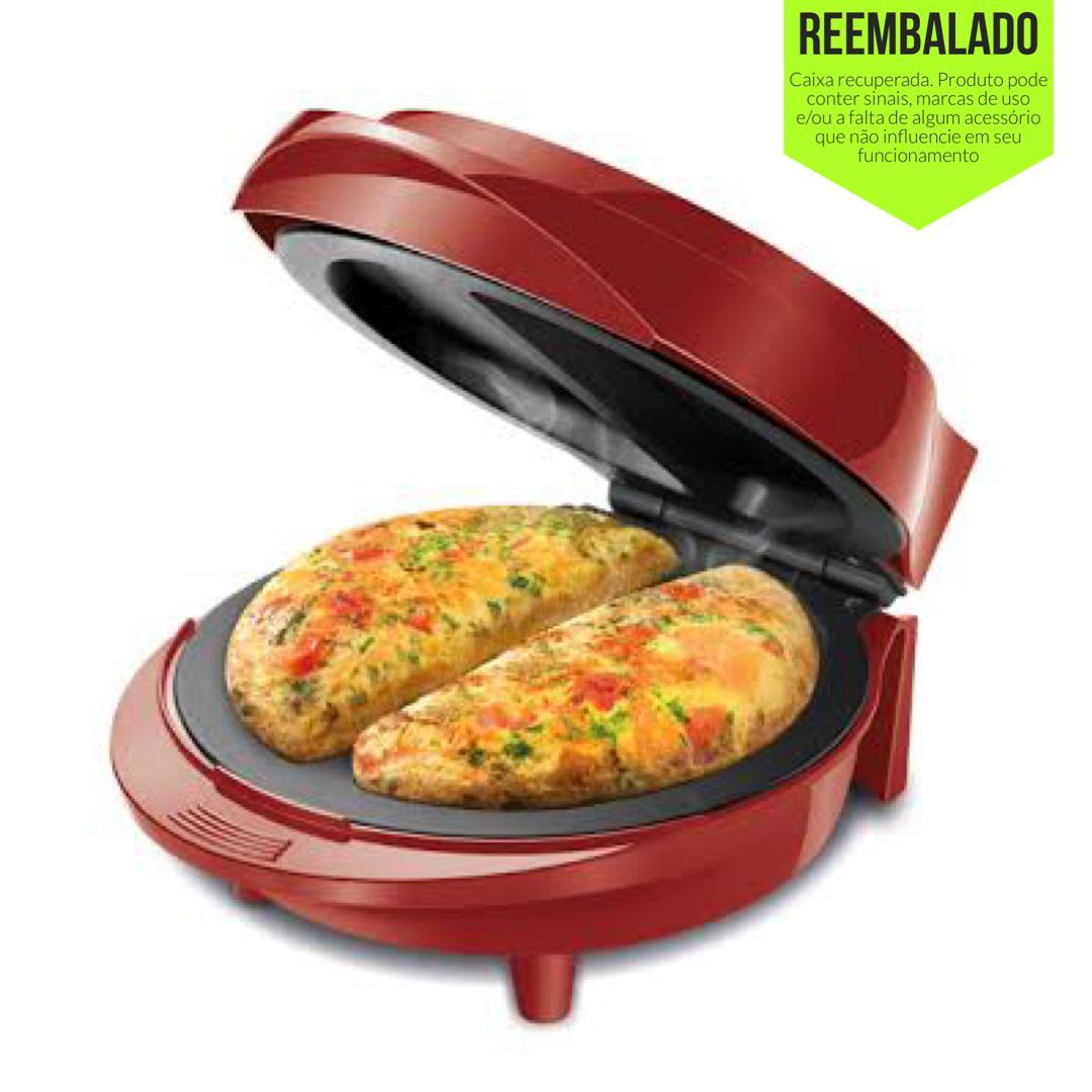 Omeleteira pratic omelet red - Mondial