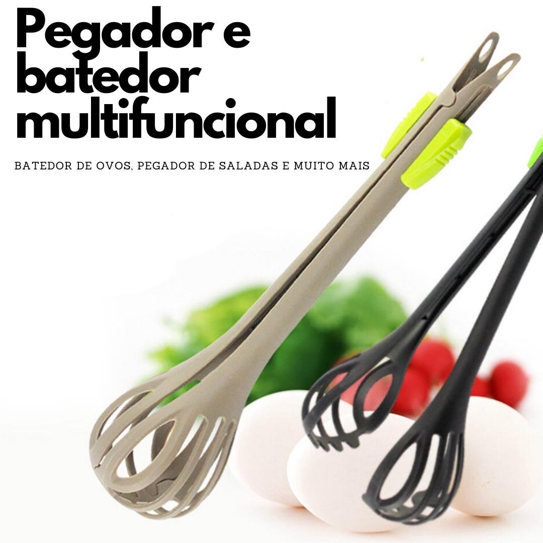 Pega e Bate - Multifuncional