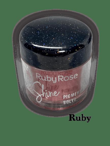 Pigmento Solto Ruby da Ruby Rose