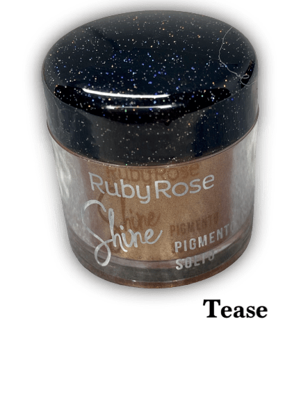 Pigmento Solto Tease Ruby Rose