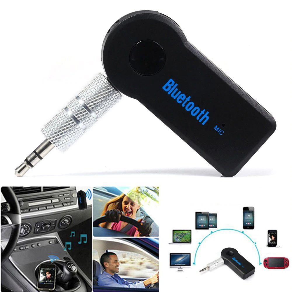 Adaptador Bluetooth Receptor De Áudio