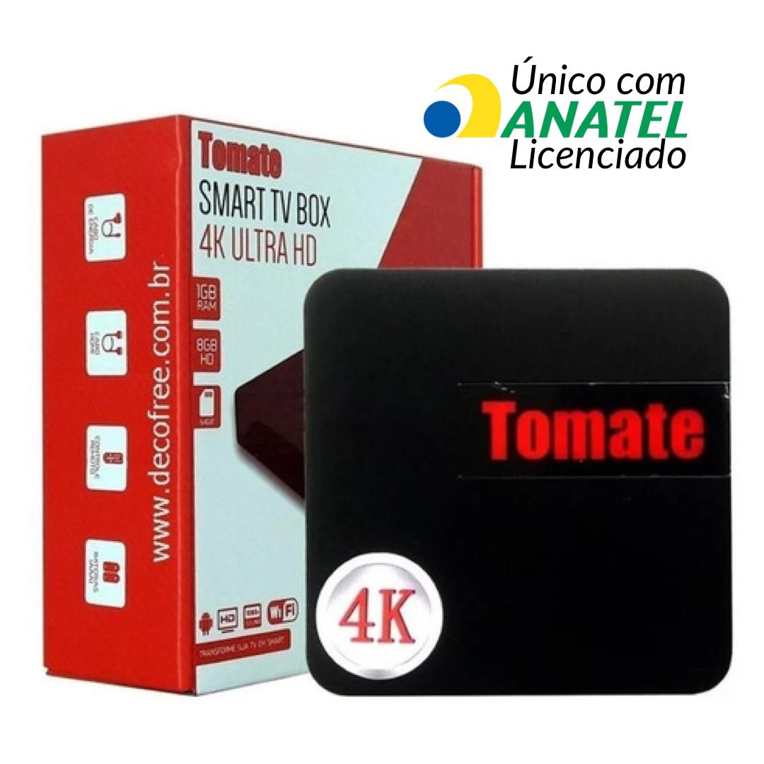 Smart TV Box 4K ULTRA HD